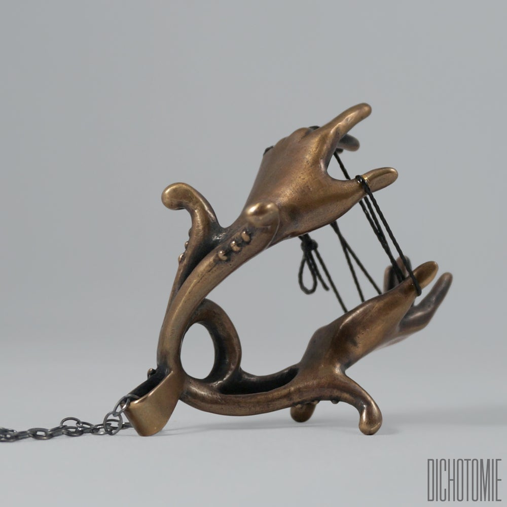 Image of The Conjuror Pendant PRE-ORDER