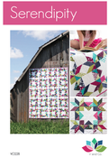 Image of Serendipity Quilt Pattern PDF