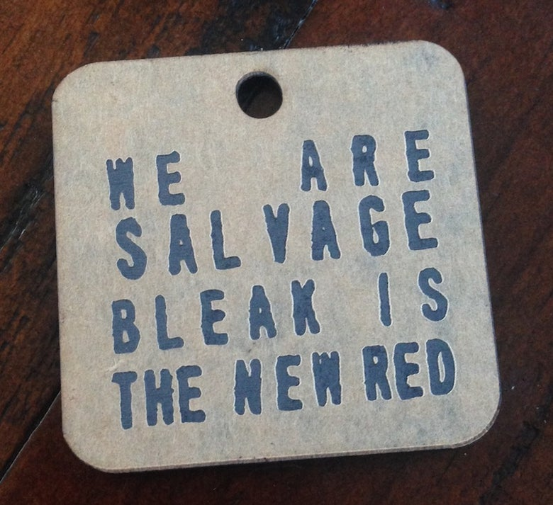 Image of Salvage Keyrings