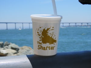 Image of  LIMITED TIME FREE U.S. SHIPPING The Sharter (White)