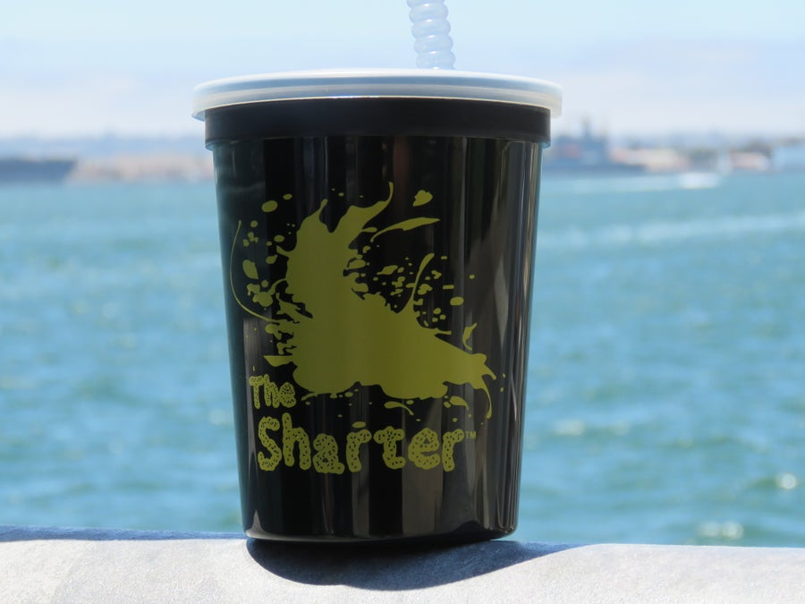 Image of LIMITED TIME FREE U.S. SHIPPING The Sharter (Black)