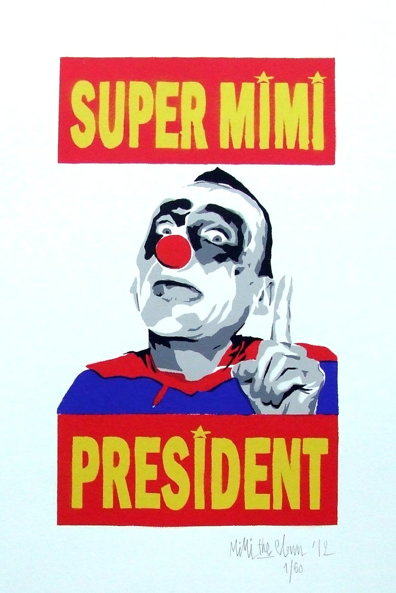 Image of SUPER MIMI PRESIDENT