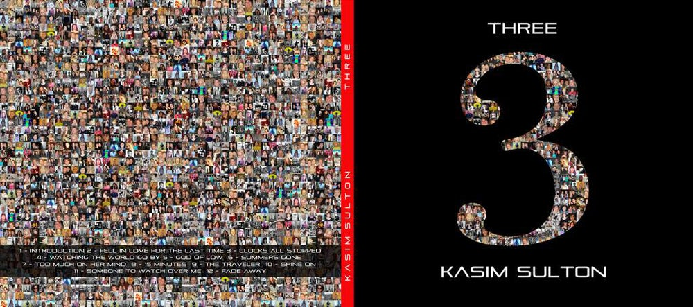 "Image of Kasim Sulton ""3"" CD"