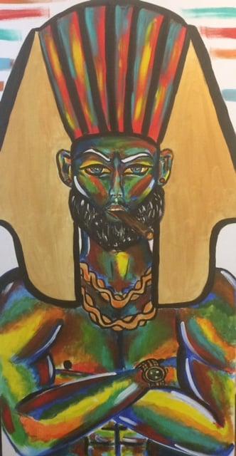 "Image of ""Boss King"" Prints"