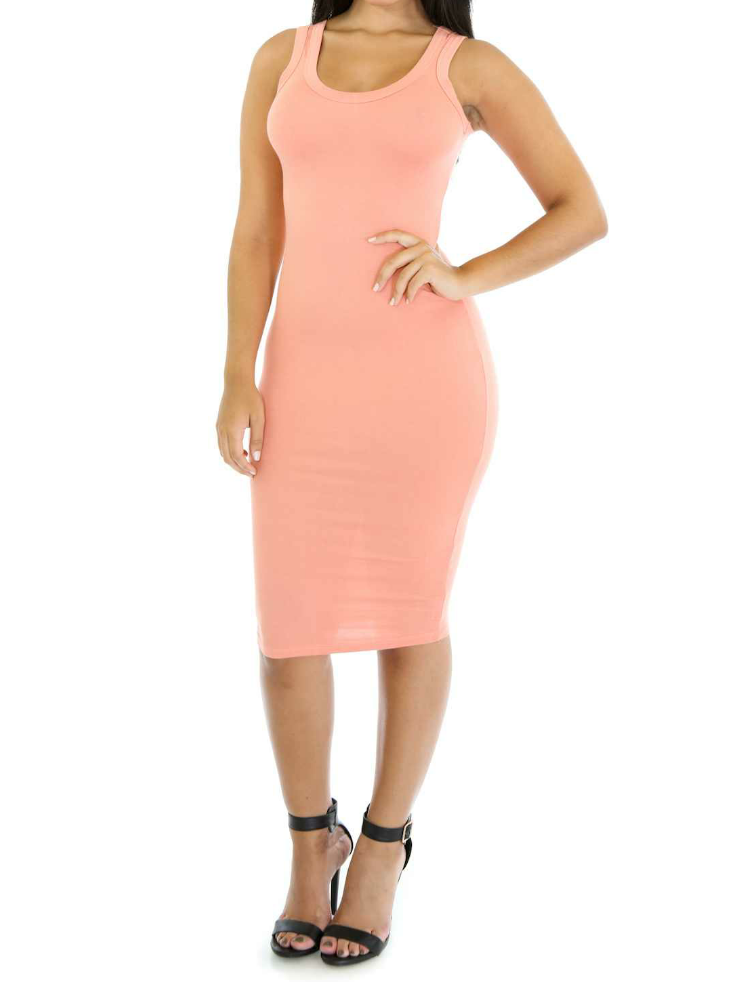Image of Luxe Tank Dress