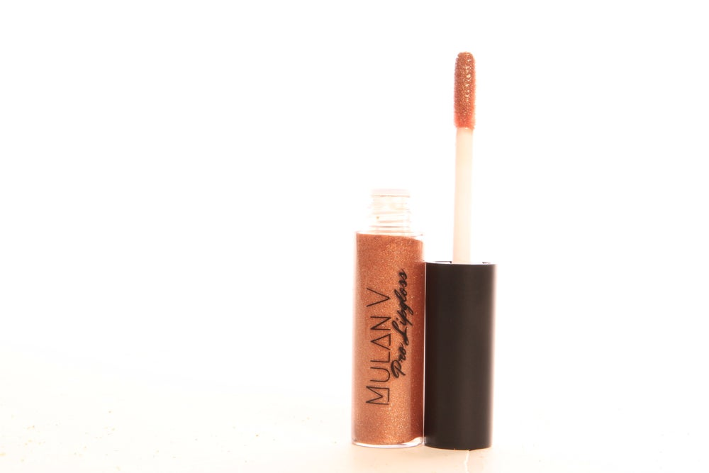 "Image of Mulan V Lip Gloss ""Cappuccino"""