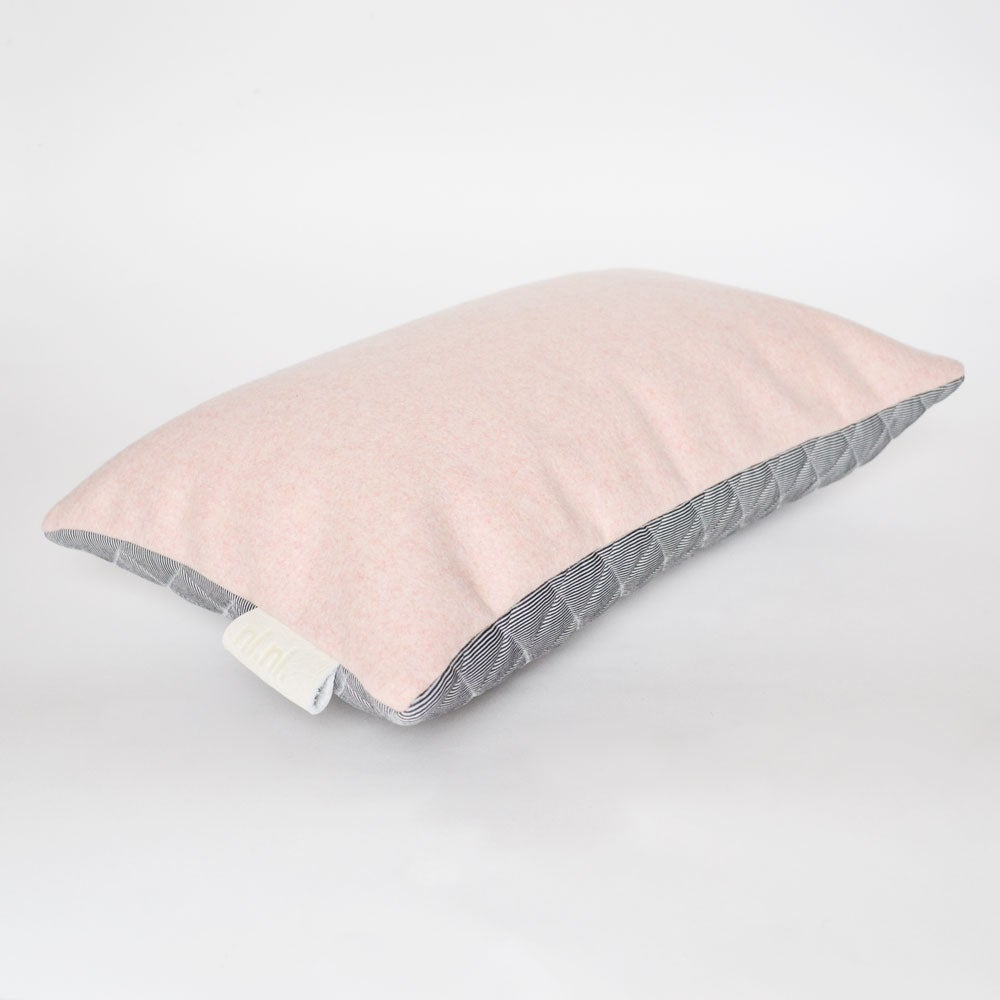 Image of - SALE - LAST ONE! Kumo Cushion Cover - Pink/Grey Lumbar