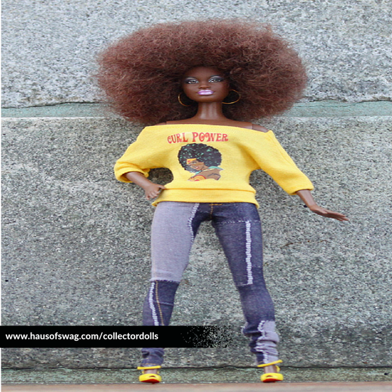 Image of Curl Power II Fashion Doll