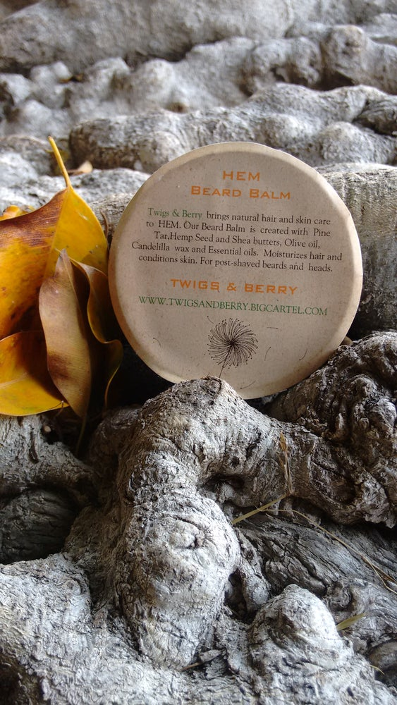 Image of HEM • Beard Balm