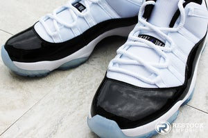 Image of AIR JORDAN 11 RETRO LOW 'CONCORD'
