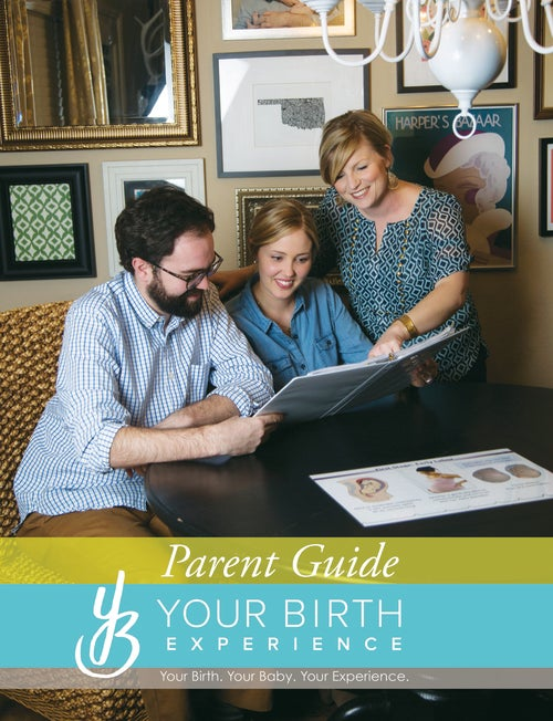 Image of Your Birth Experience Parent Guide