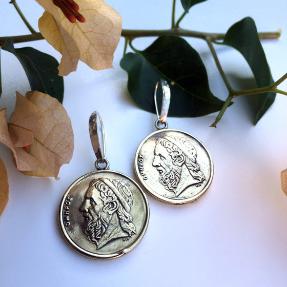 Image of Drachmas Earrings