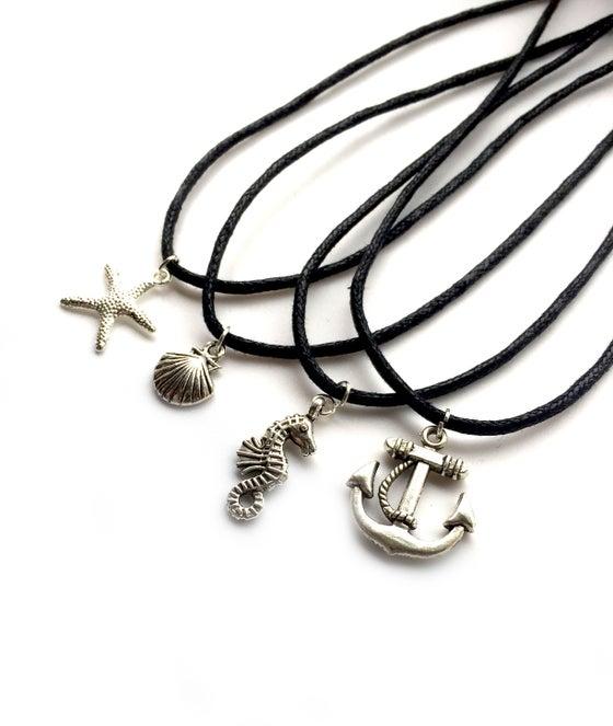 Image of Nautical Cord Chokers