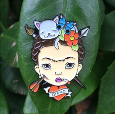 Image of Saint Frida VIDA