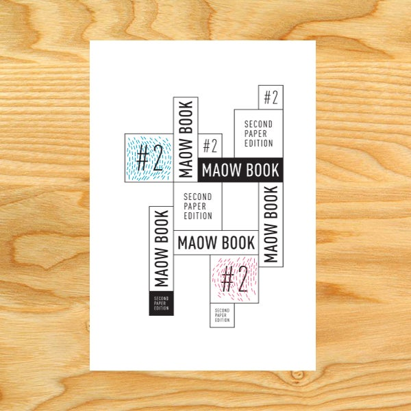 Image of MAOW BOOK #2