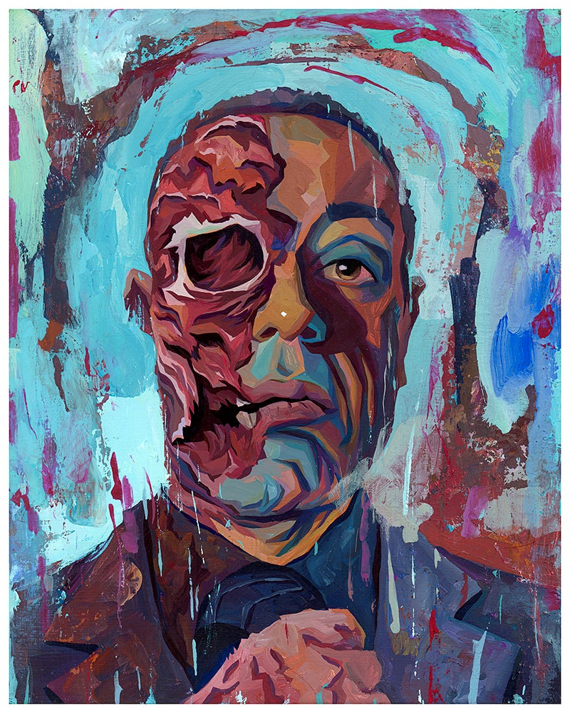 Gustavo Fring (Breaking Bad) 16 x 20 Print