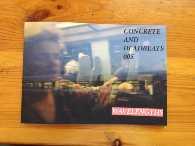 Image of concrete and deadbeats 005 - wavelengths