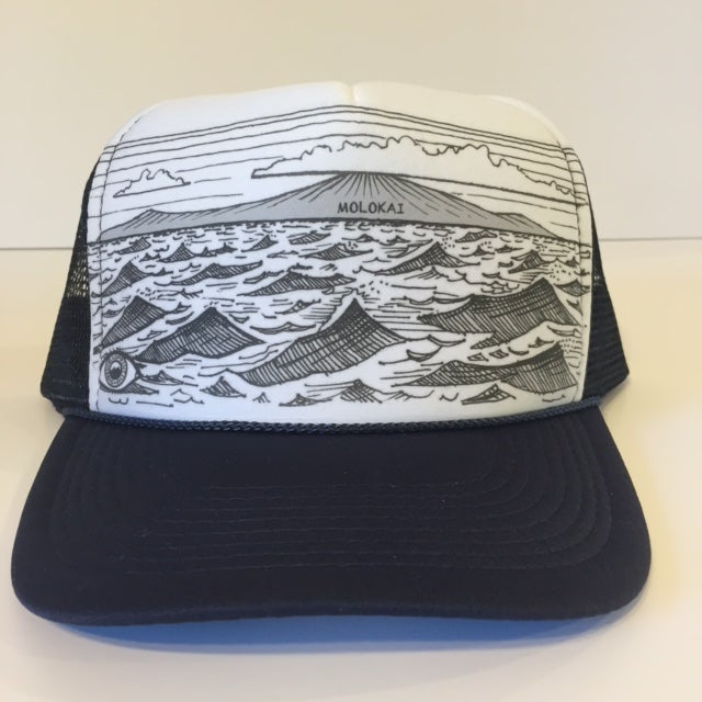 Image of Molokai Trucker Hat