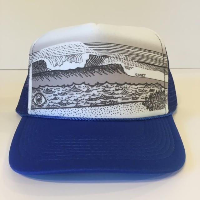 Image of Sunset Trucker Hat