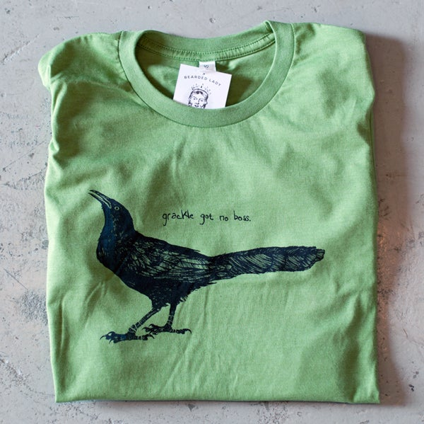 Image of Grackle Shirt