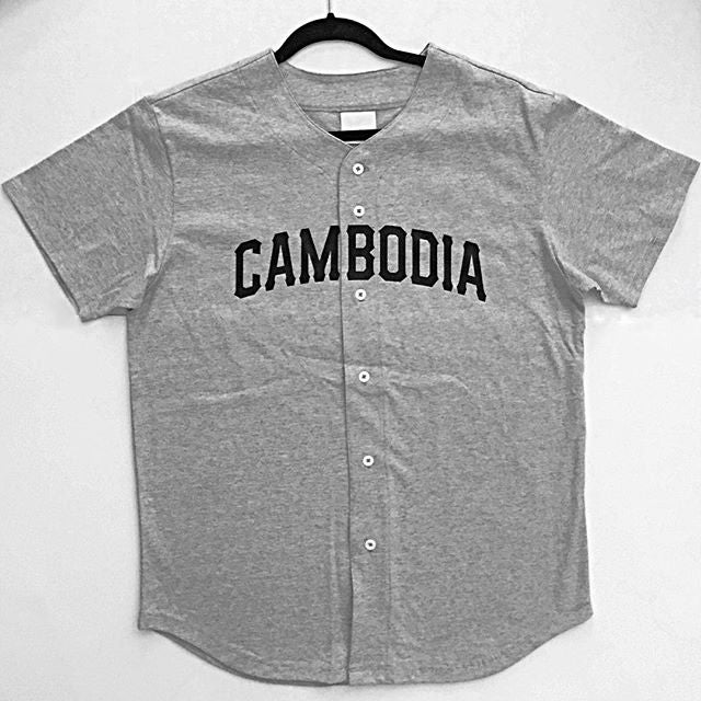 Image of REP CAMBODIA GREY JERSEY