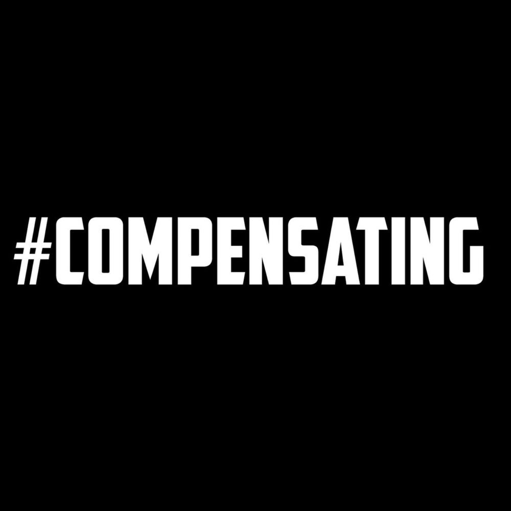 Image of #compensating