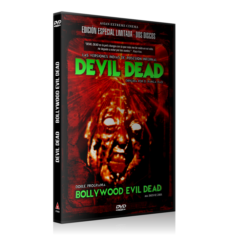 Image of Devil Dead + Bollywood Evil Dead