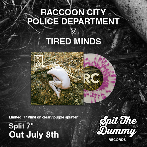 Image of STDR003: RCPD X TM - Split 7''