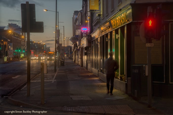 Image of GREAT ANCOATS STREET, 7.27AM