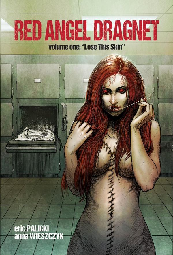 "Image of RED ANGEL DRAGNET Volume 1 - ""Lose This Skin"""