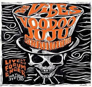 Image of CD The Vibes : Voodoo Juju Ltd Edition (250 copies).