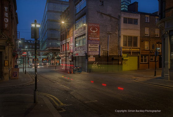 Image of ALIEN LIGHTS