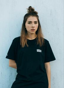 Image of 'Hoffman West' T-Shirt pt.2 (Black)
