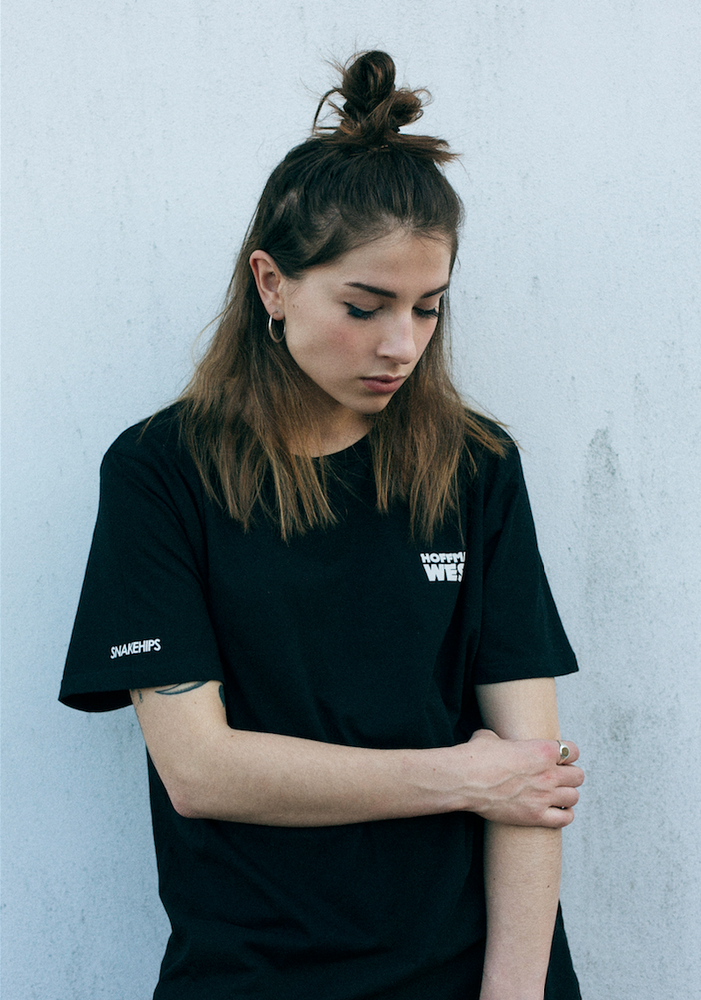 Image of 'Hoffman West' T-Shirt pt.2 (Black)