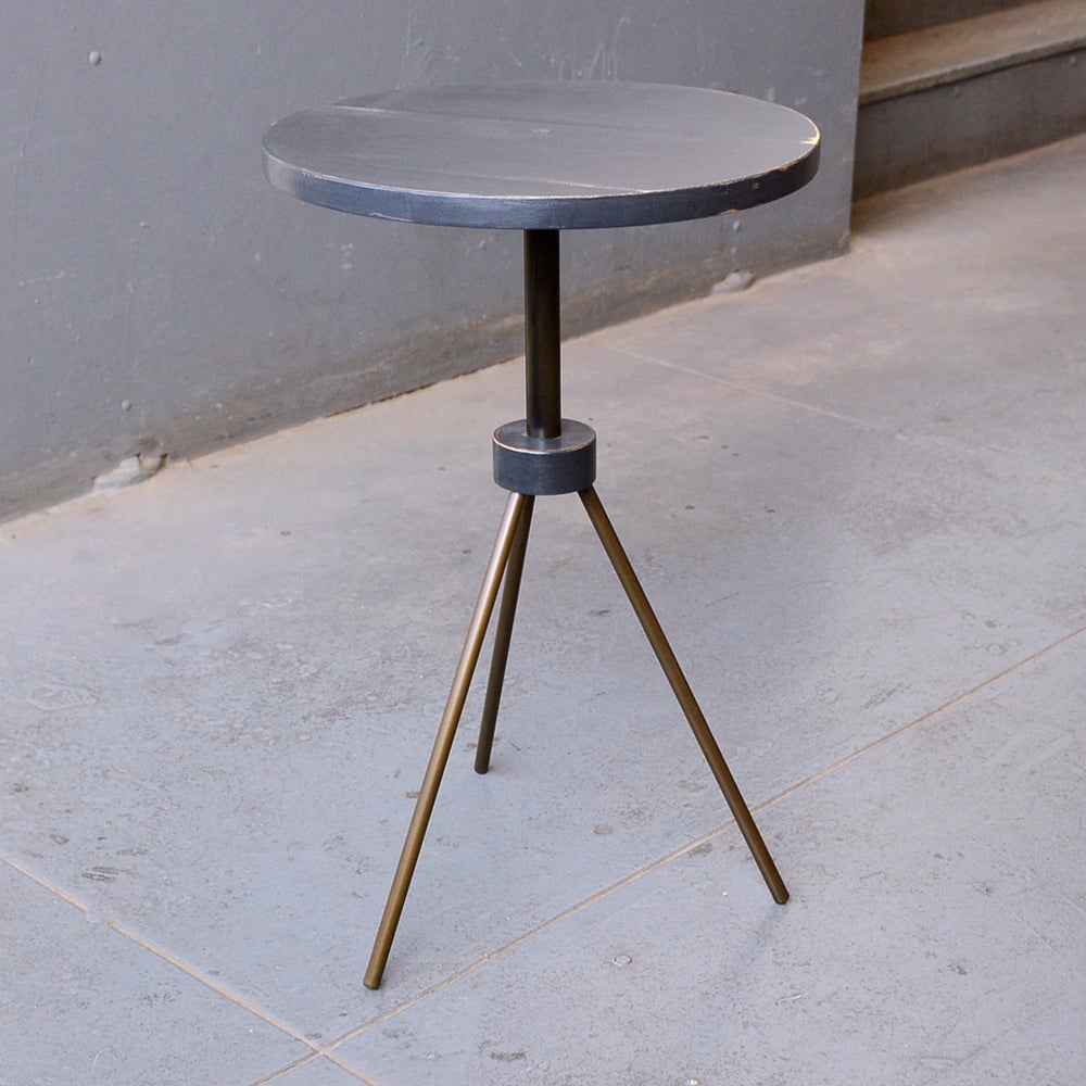 Image of tripod side table  #0045