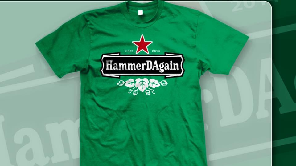 Image of HammerD Again