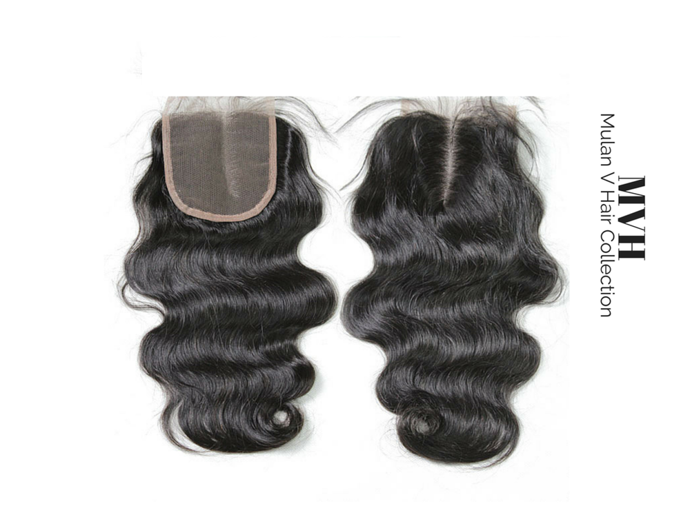 Image of Malaysian Body Wave Closure Piece