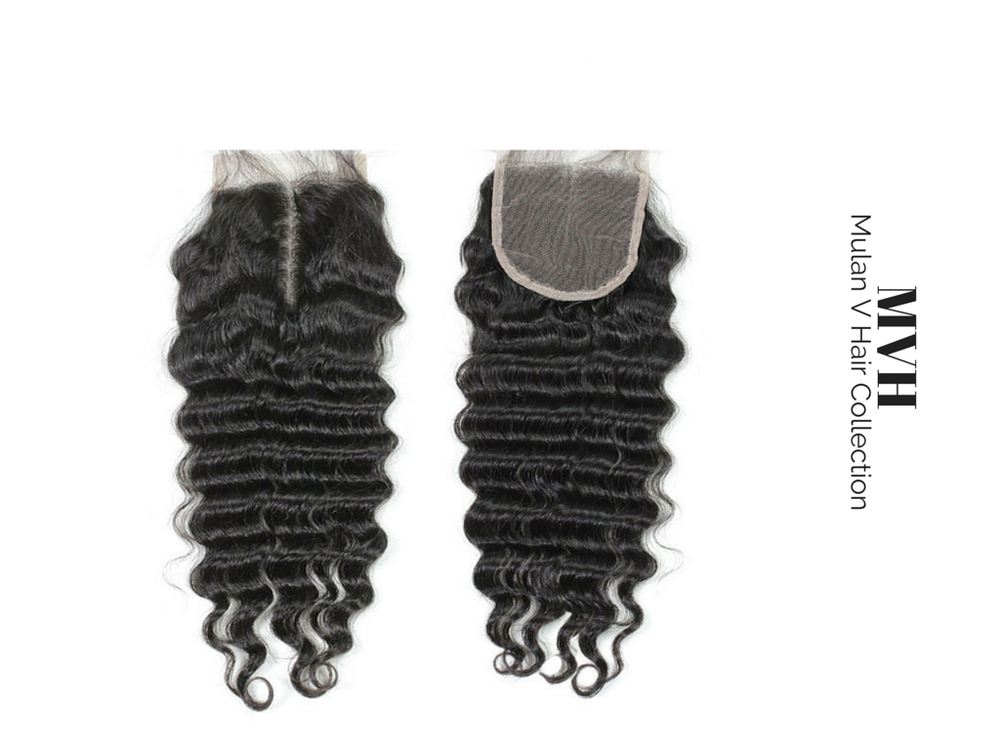 Image of Malaysian Deep Wave Closure Piece