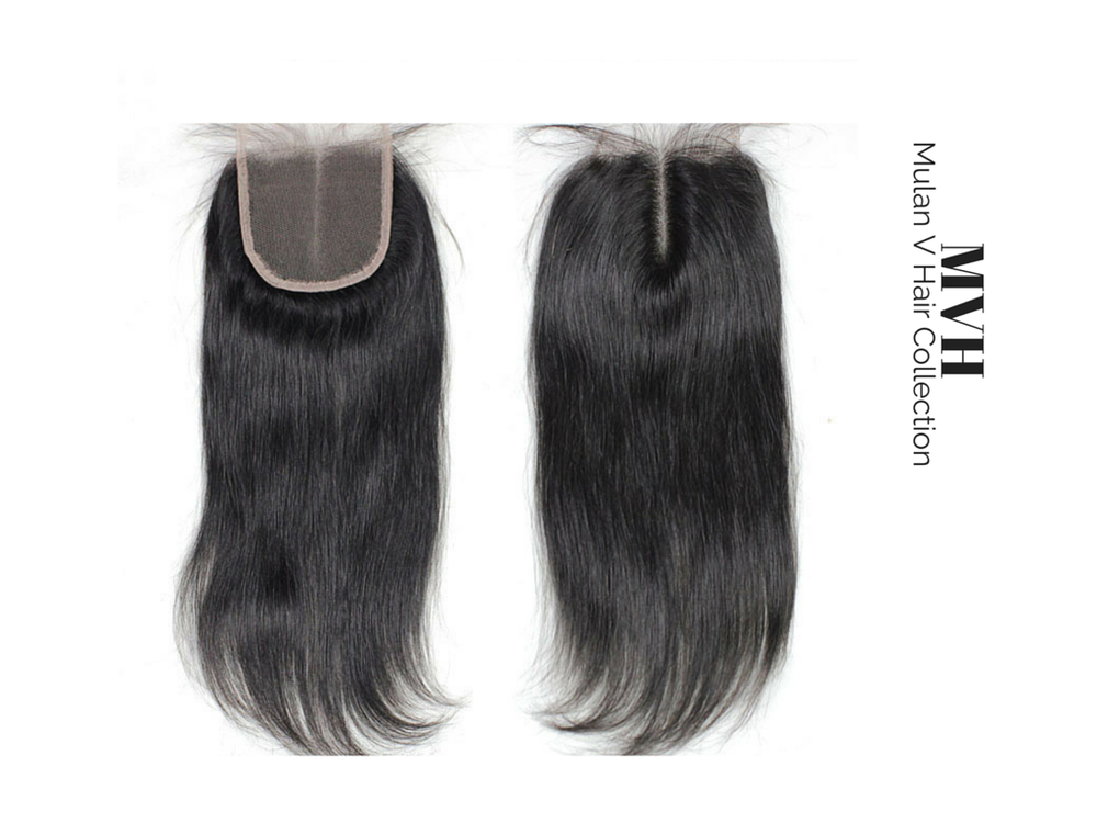 Image of Peruvian Silky Straight Closure Piece