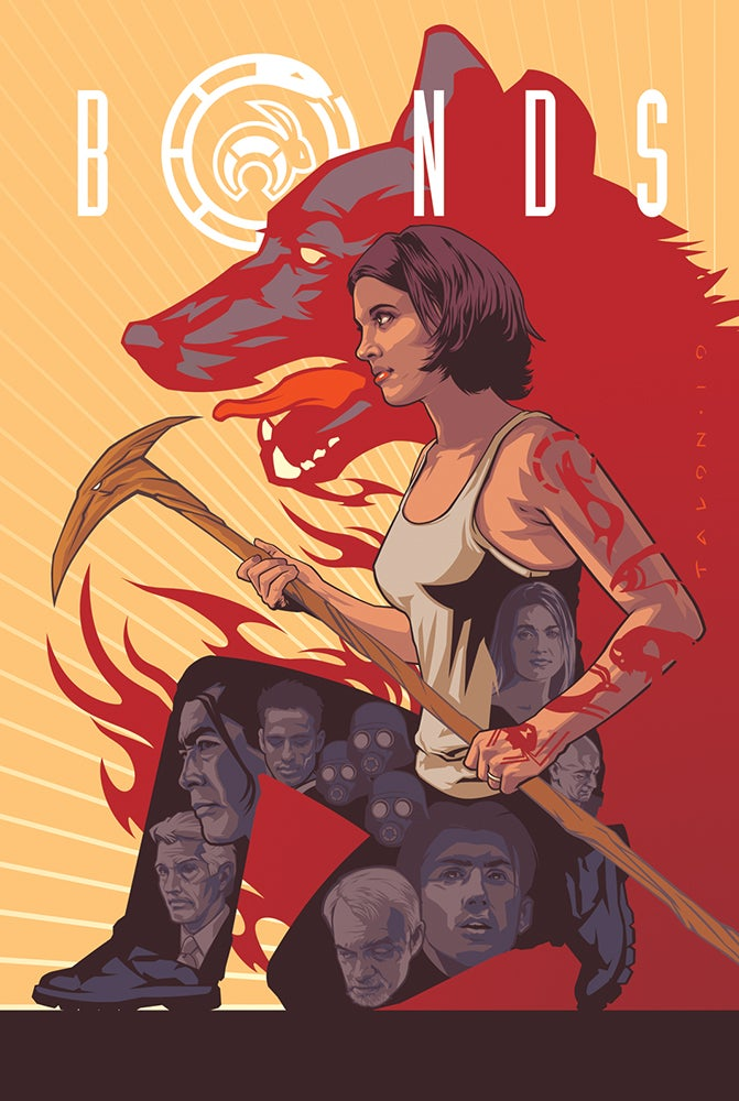 Image of Bonds Digital Graphic Novel