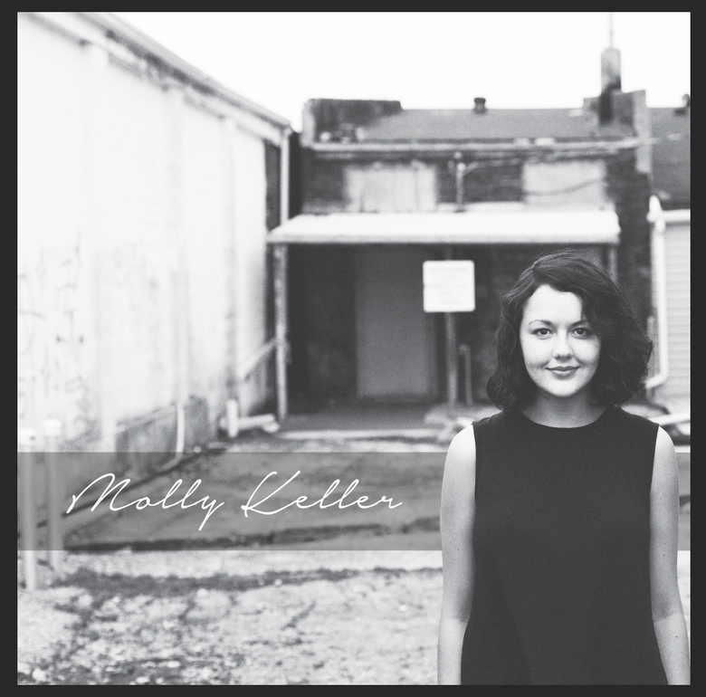 Image of Molly Keller // self-titled album // 2013