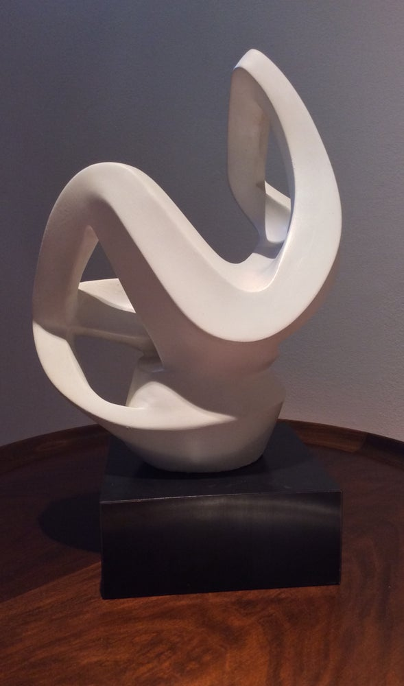 Image of Modern Abstract Sculpture, by Sherman