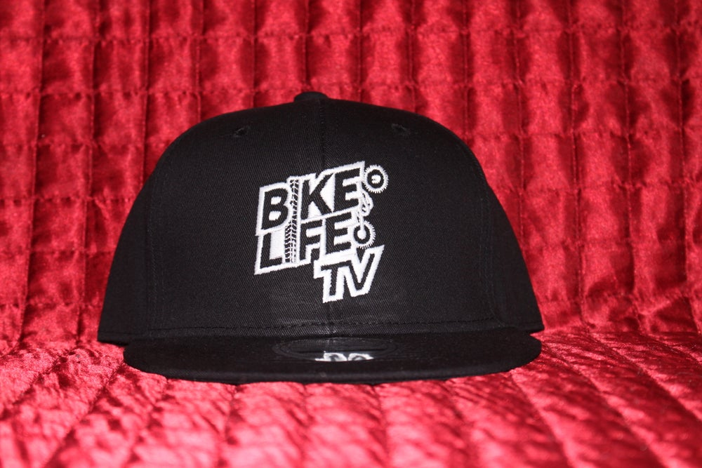 Image of BikeLifeTV Kids Snapback Hat