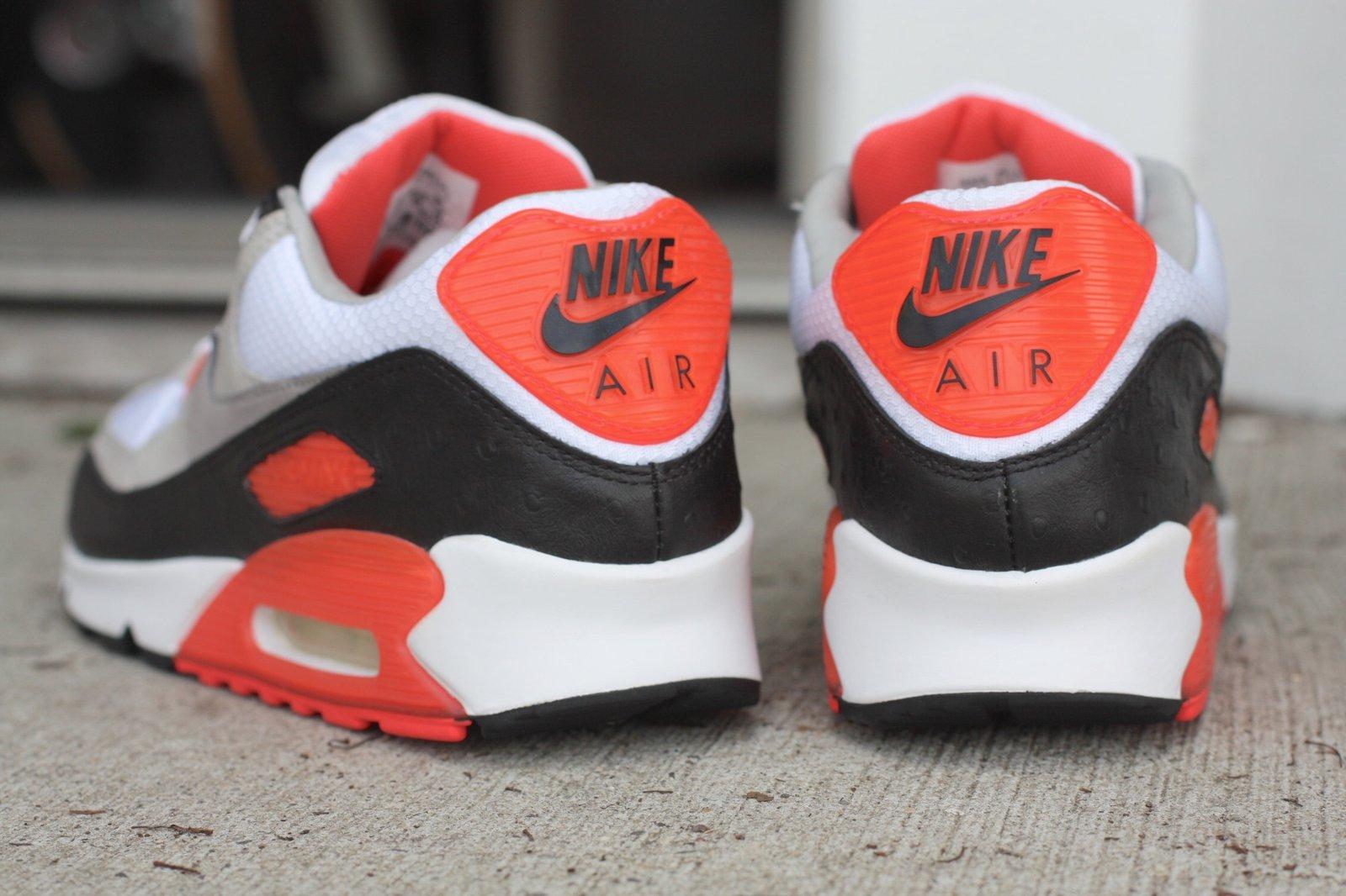 Nike Air Max 90 2013 Mesh Damen Kleiderkreisel