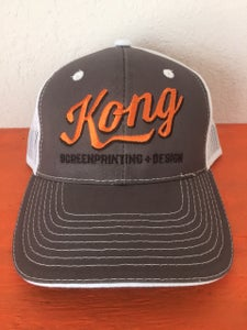 Image of Kong Logo - Meshbacks