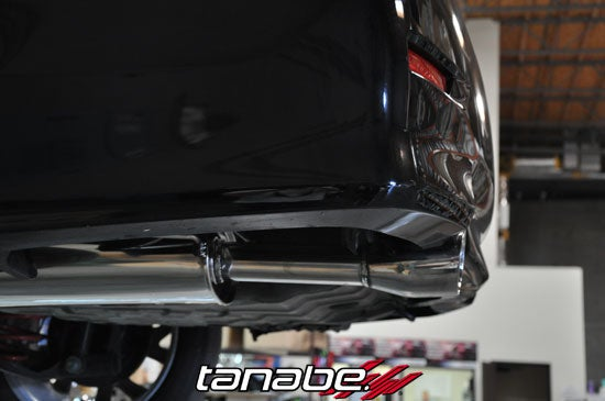 Image of (B17) Tanabe Medalian Touring Exhaust 13-16 (SR ONLY) T70175A