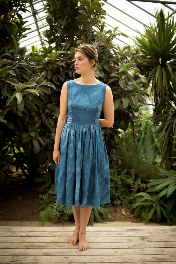 Image of Blue Bells Of... Dress