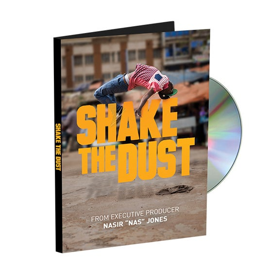Image of Shake The Dust DVD (Limited Edition)
