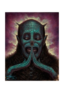 """Image of """"Sinister"""" Limited Edition Print"""