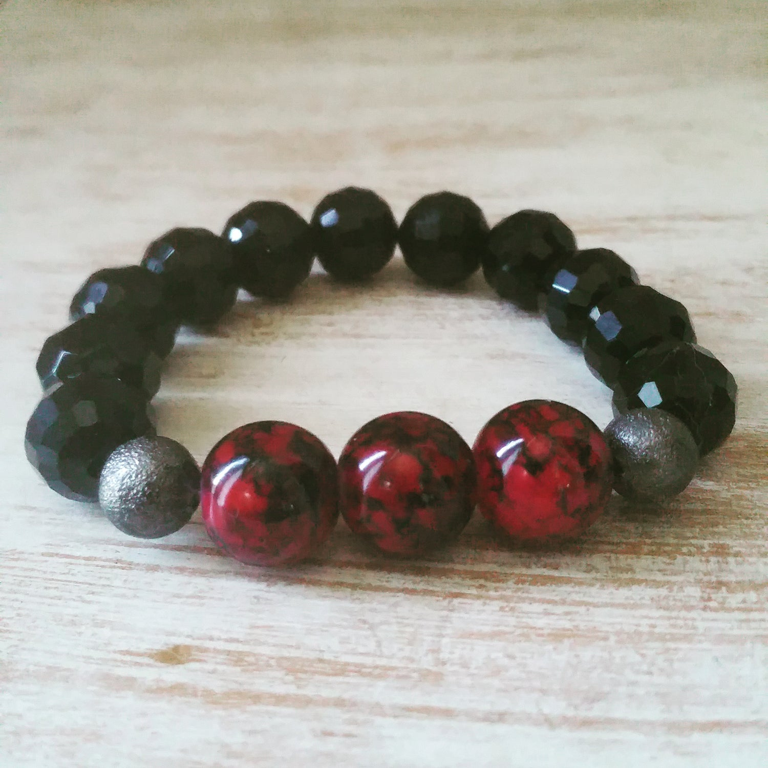 Image of RED ROYAL CLASS BRACELET